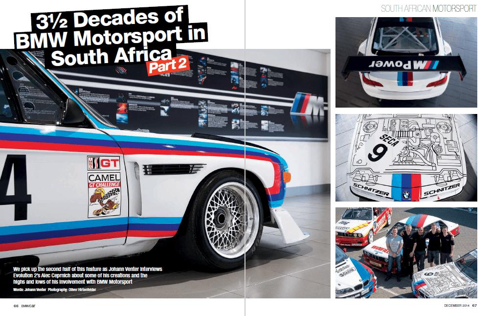 BMW Car December 2014 Pages 66 67