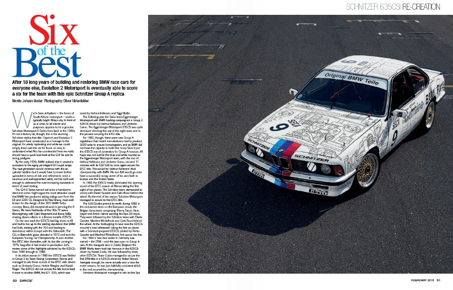 BMW Car February 2015 Pages 50 51