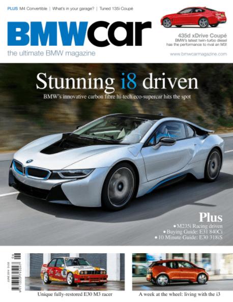 BMW Car June 2014