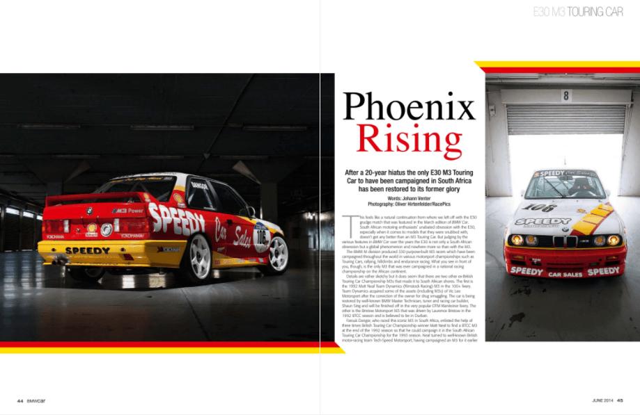 BMW Car June 2014 Pages 44 45