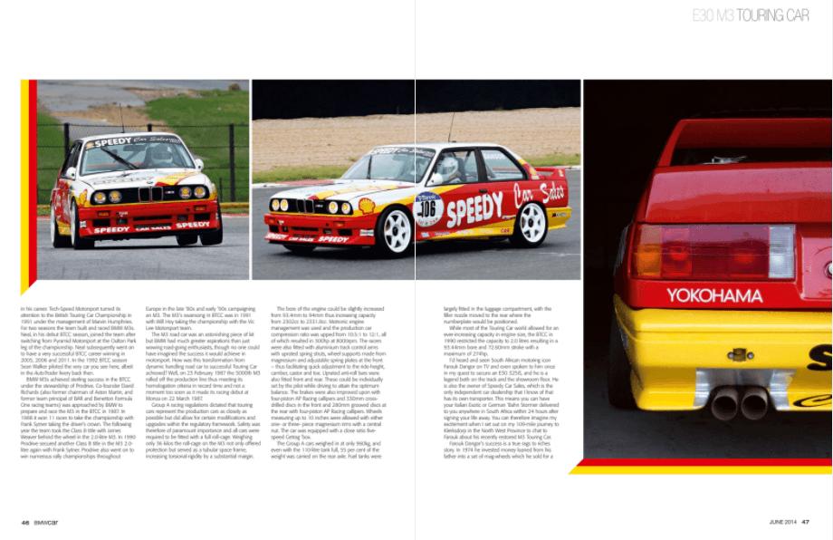 BMW Car June 2014 Pages 46 47