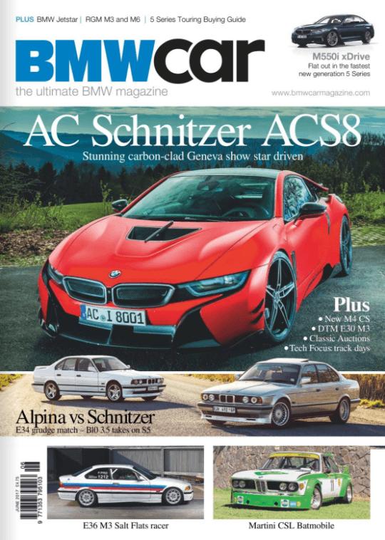 BMW Car June 2017 - Feature 2