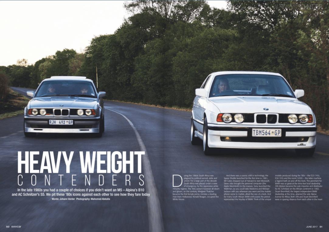 BMW Car June 2017 Pages 50 51