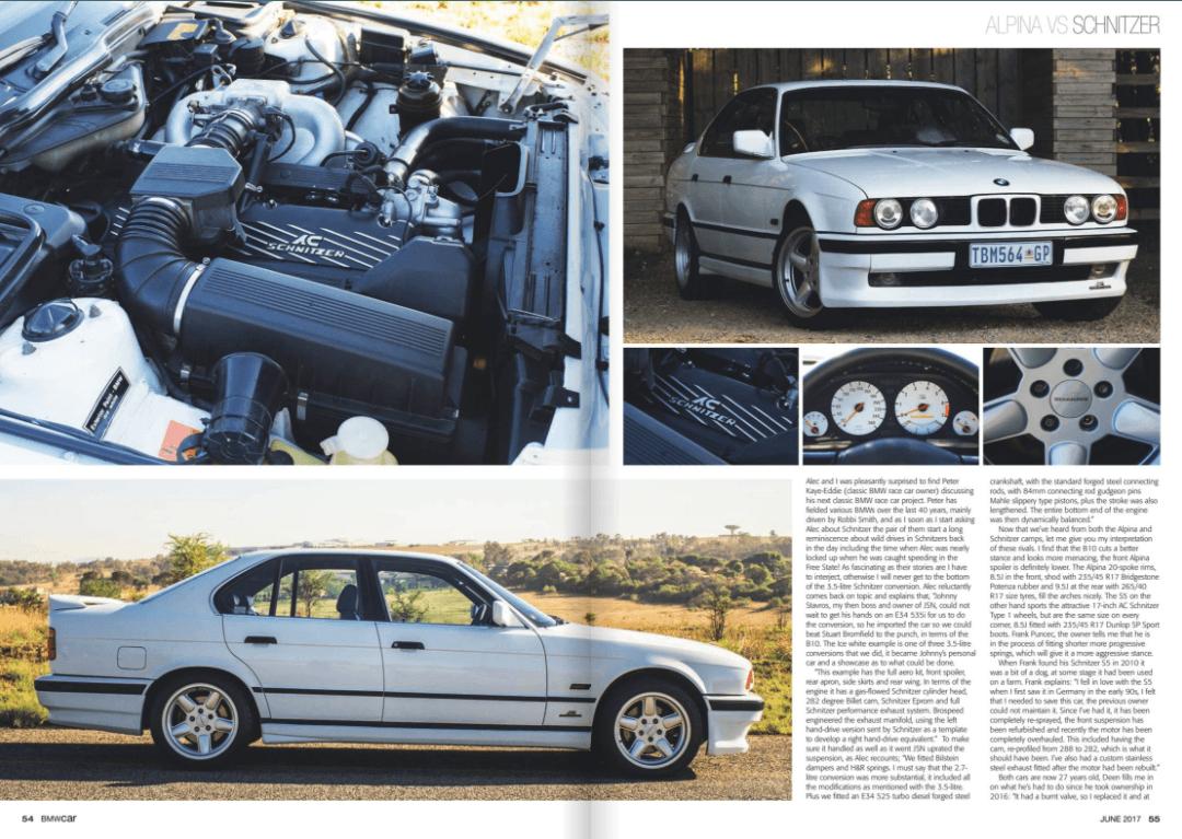 BMW Car June 2017 Pages 54 55