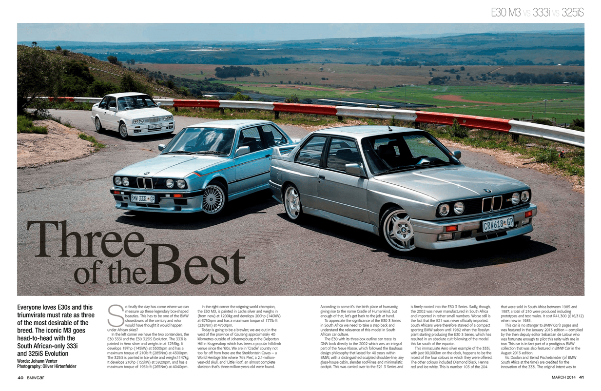 BMW Car March 2014 Pages 40 41