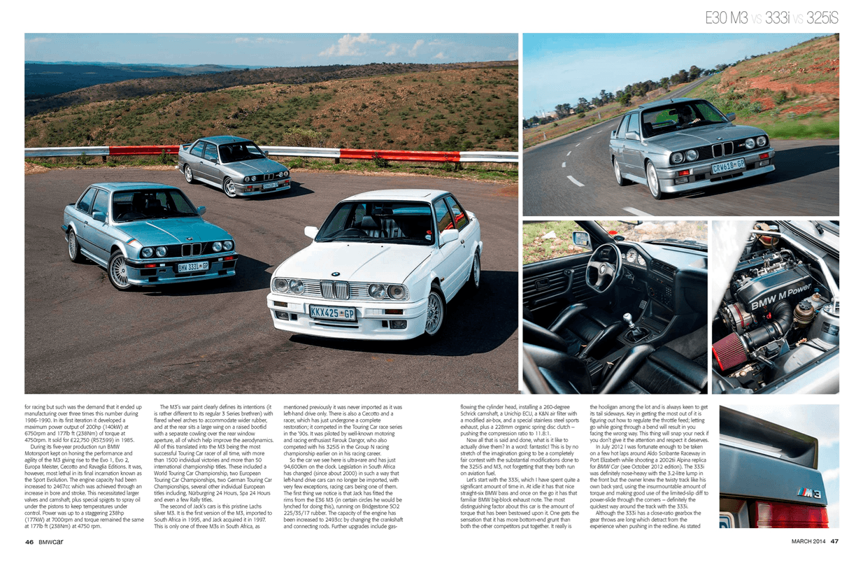 BMW Car March 2014 Pages 46 47