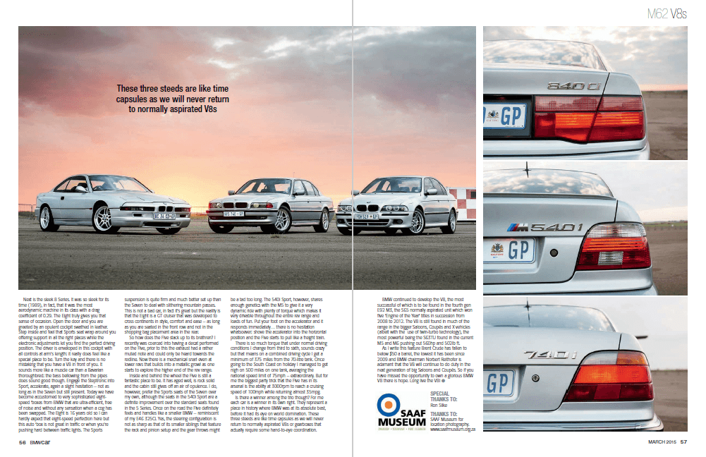 BMW Car March 2015 Pages 56 57