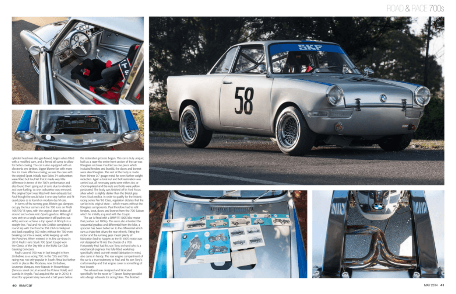 BMW Car May 2014 Pages 40 41