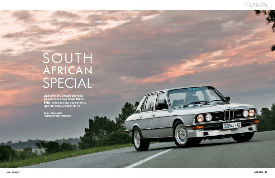 BMW Car May 2015 Pages 44 45