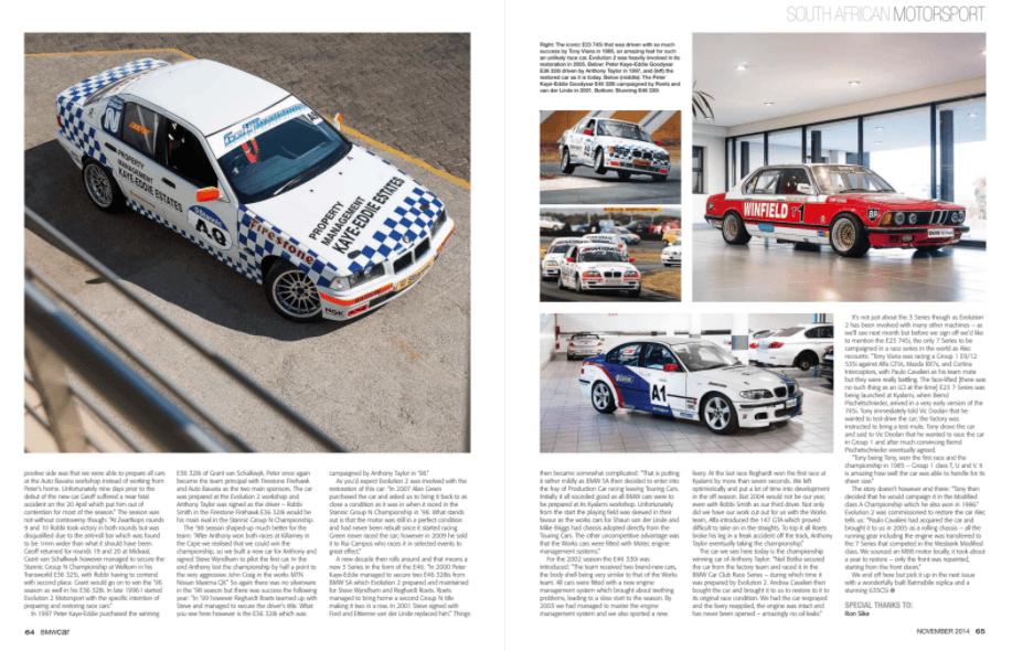 BMW Car November 2014 Pages 64 65