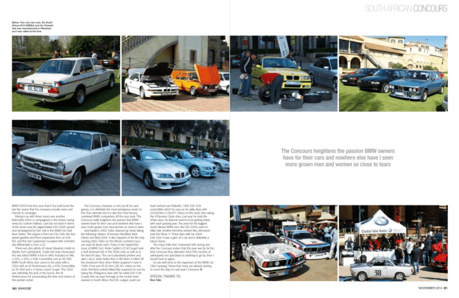 BMW Car November 2014 Pages 80 81