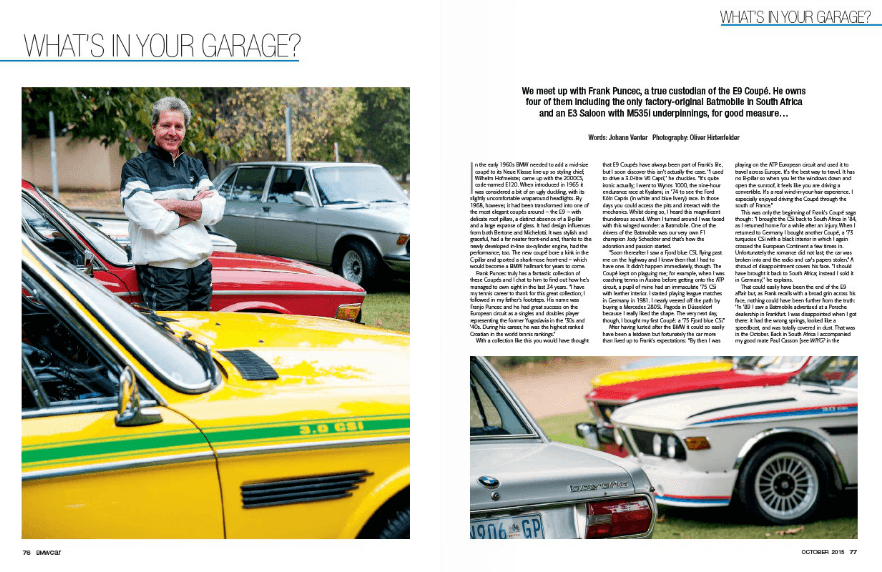BMW Car October 2015 Pages 76 77