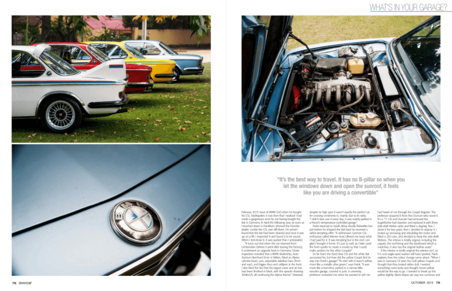 BMW Car October 2015 Pages 78 79