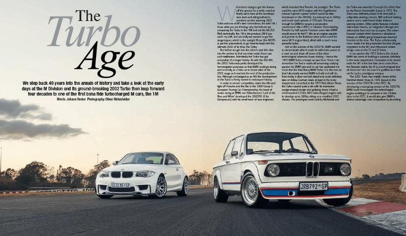 BMW Car September 2014 Pages 32 33