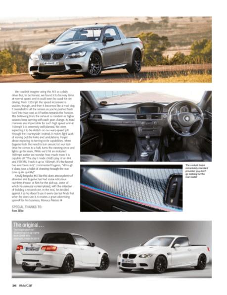 BMW Car September 2015 Page 36
