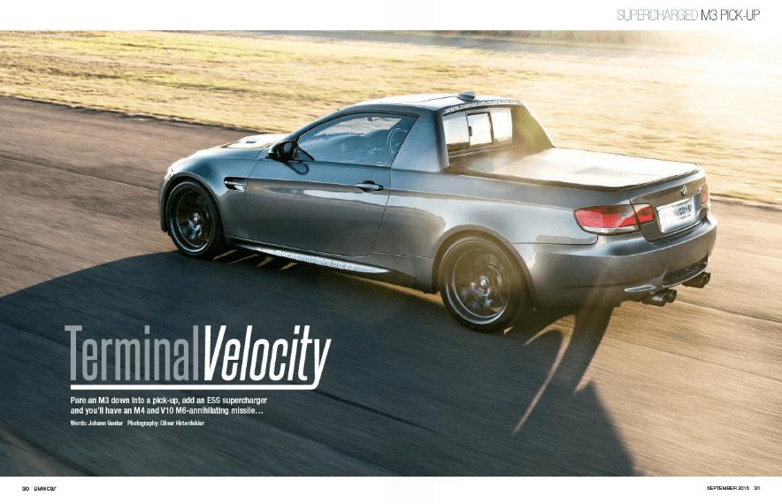 BMW Car September 2015 Pages 30 31