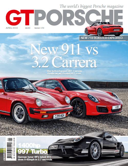 GT Porsche April 2016