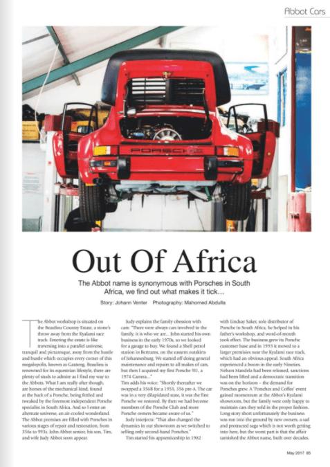 GT Porsche Issue 186 Page 85