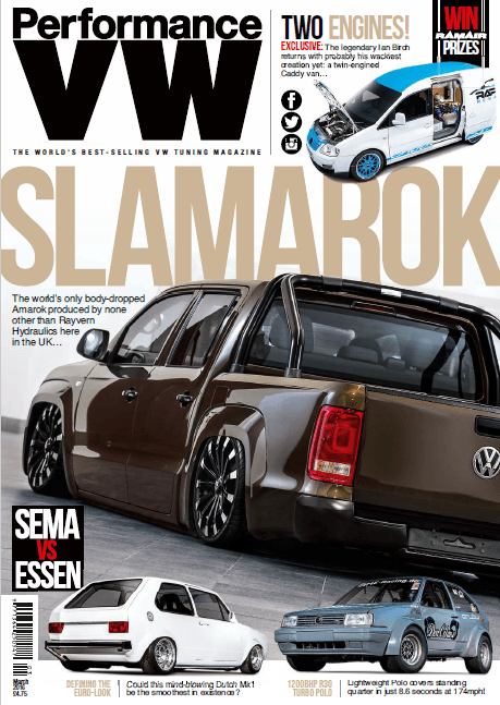 Performance VW March 2016 Cover