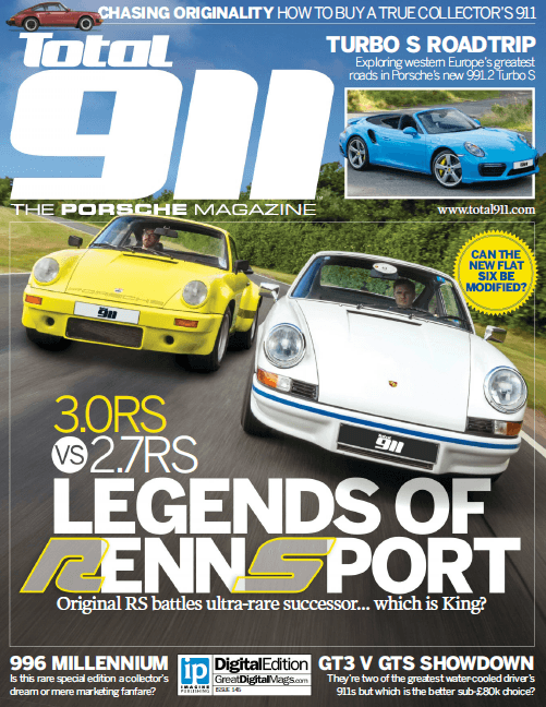 Total 911 Issue 145