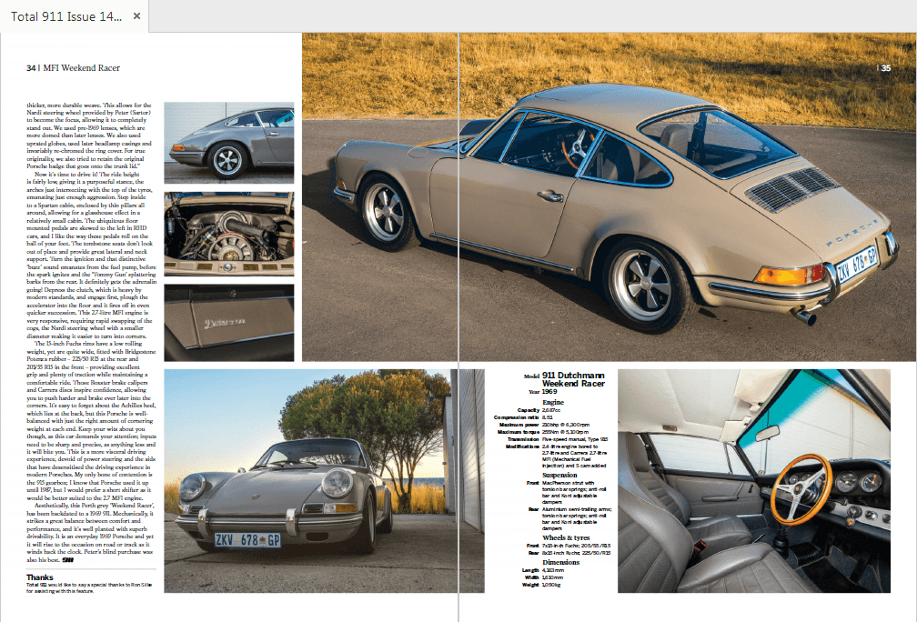 Total 911 Issue 145 Pages 34 36