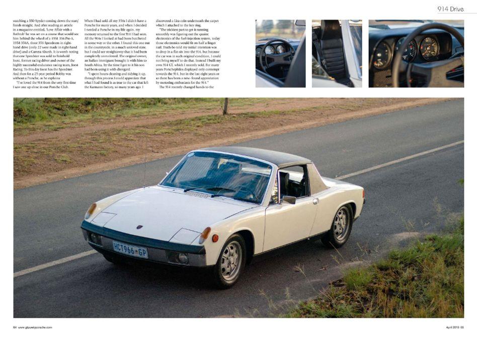GT Porsche April 2019 Pages 64 65