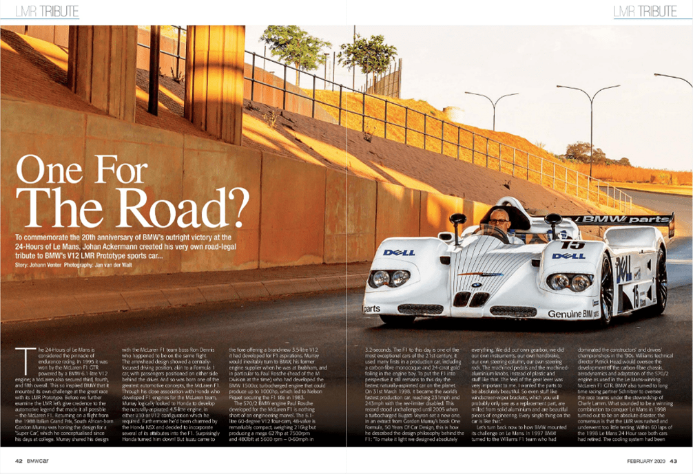 BMW Car February 2020 Pages 42 43