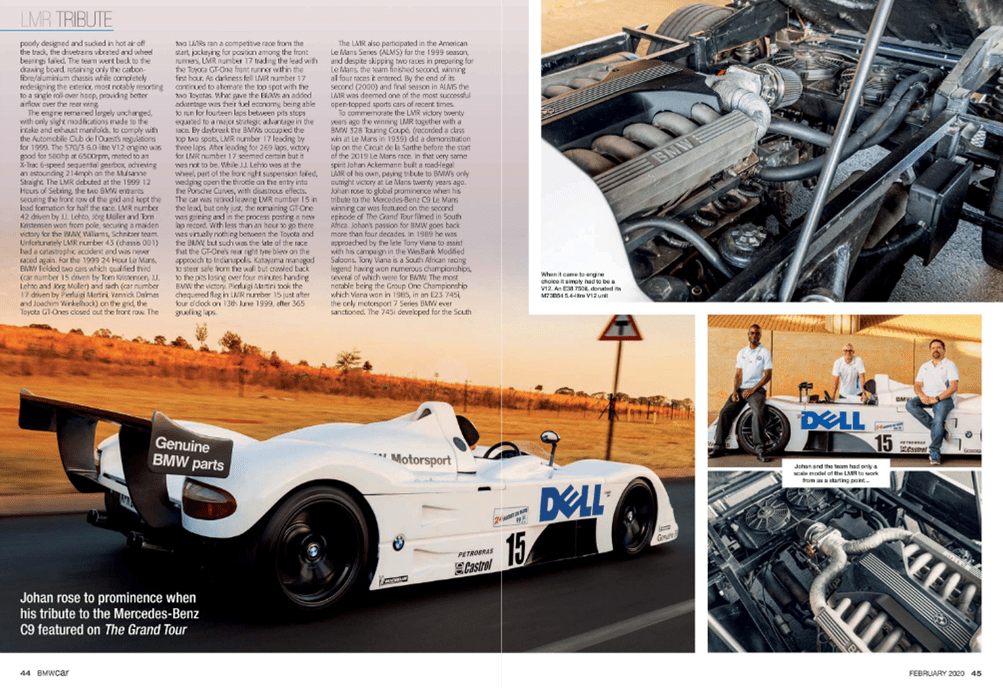 BMW Car February 2020 Pages 44 45