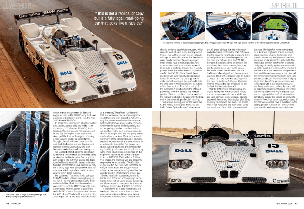 BMW Car February 2020 Pages 46 47