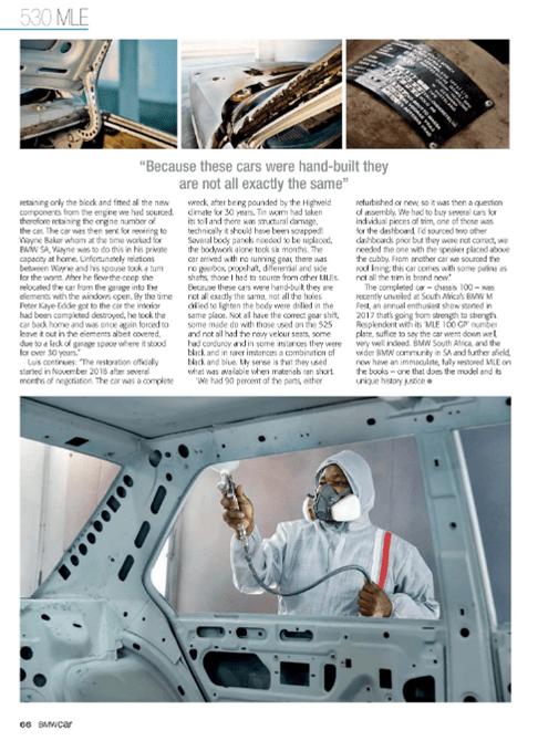 BMW Car Winter 2020 Page 66