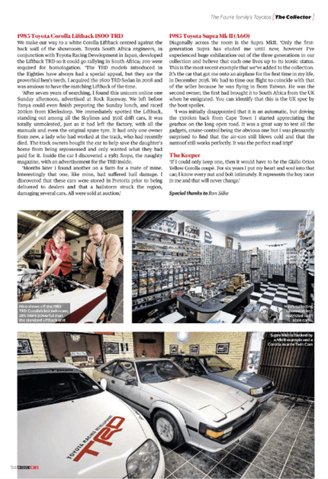 Thoroughbred and Classic Cars April 2020 Page 94