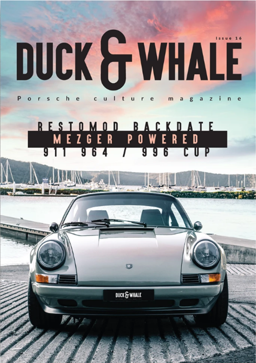 Duck Whale Issue 16 Cover