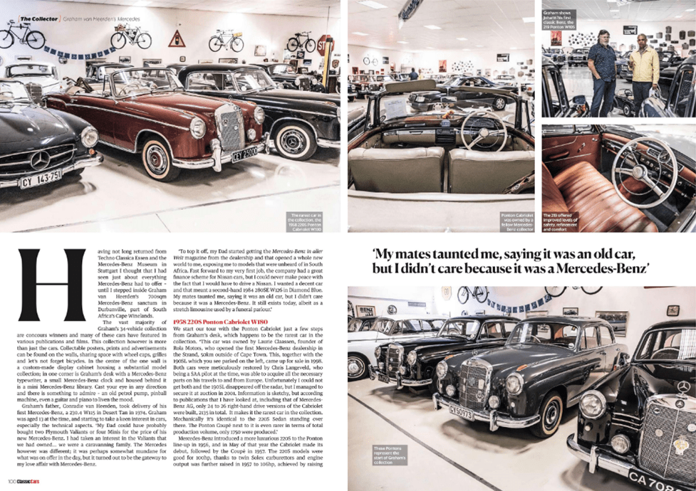 Thoroughbred and Classic Cars May 2021 Pages 100 101