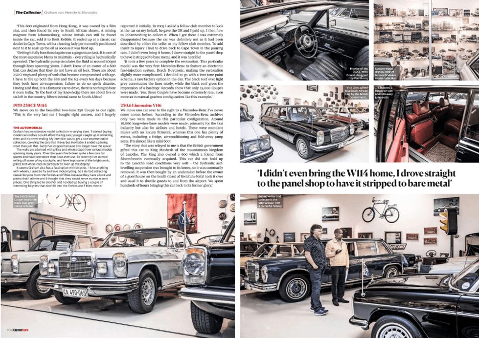 Thoroughbred and Classic Cars May 2021 Pages 104 105