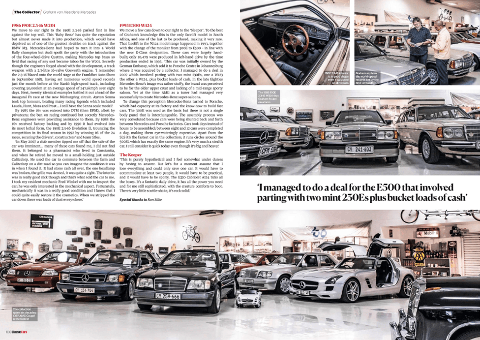 Thoroughbred and Classic Cars May 2021 Pages 106 107