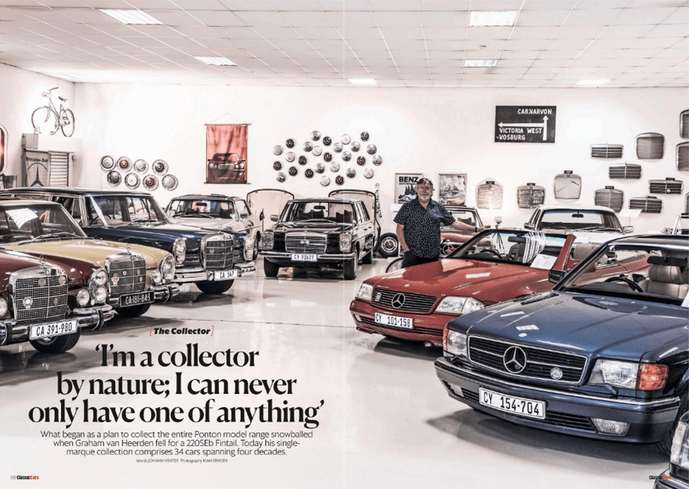 Thoroughbred and Classic Cars May 2021 Pages 98 99