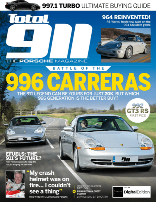 Total 911 Issue 204