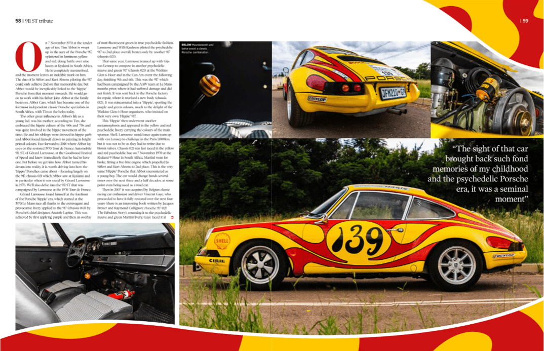 Total 911 Issue 204 Pages 58 59