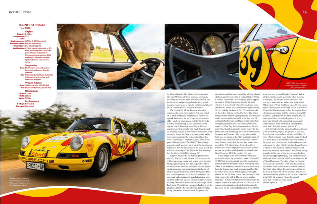 Total 911 Issue 204 Pages 60 61
